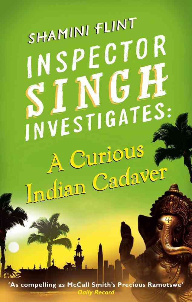 A Curious Indian Cadaver By Flint, Shamini